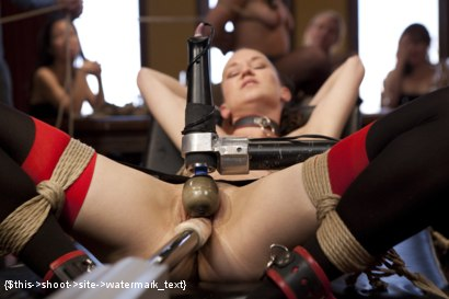 Photo number 2 from Two Beautiful Cock Sluts Entertain the Sunday Brunch Crowd shot for The Upper Floor on Kink.com. Featuring Owen Gray, Bonnie Day  and Belle Noire in hardcore BDSM & Fetish porn.