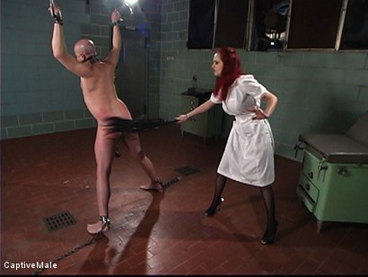 Photo number 6 from The Fisting shot for Captive Male on Kink.com. Featuring Mz Berlin and Patrick Andraste in hardcore BDSM & Fetish porn.