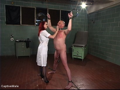 Photo number 7 from The Fisting shot for Captive Male on Kink.com. Featuring Mz Berlin and Patrick Andraste in hardcore BDSM & Fetish porn.