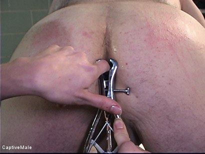 Photo number 11 from Military Recruit Sodomized shot for Captive Male on Kink.com. Featuring Harmony and Les Moore in hardcore BDSM & Fetish porn.