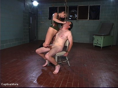 Photo number 15 from Military Recruit Sodomized shot for Captive Male on Kink.com. Featuring Harmony and Les Moore in hardcore BDSM & Fetish porn.