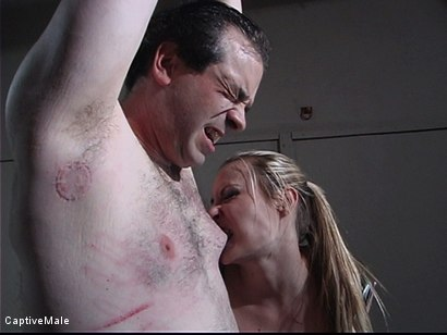 Photo number 2 from Military Recruit Sodomized shot for Captive Male on Kink.com. Featuring Harmony and Les Moore in hardcore BDSM & Fetish porn.
