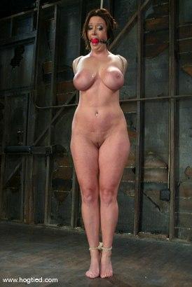 Photo number 9 from Christina Carter shot for Hogtied on Kink.com. Featuring Christina Carter in hardcore BDSM & Fetish porn.