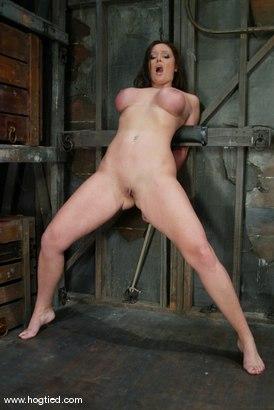 Photo number 5 from Christina Carter shot for Hogtied on Kink.com. Featuring Christina Carter in hardcore BDSM & Fetish porn.