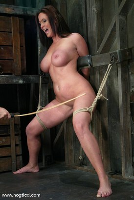 Photo number 6 from Christina Carter shot for Hogtied on Kink.com. Featuring Christina Carter in hardcore BDSM & Fetish porn.