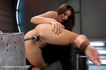 Photo number 9 from Hot Girl Alert - The incredible Rilynn Rae fucked shot for Fucking Machines on Kink.com. Featuring Rilynn Rae in hardcore BDSM & Fetish porn.