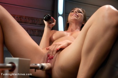 Photo number 6 from Hot Girl Alert - The incredible Rilynn Rae fucked shot for Fucking Machines on Kink.com. Featuring Rilynn Rae in hardcore BDSM & Fetish porn.