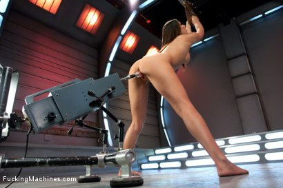 Photo number 12 from Hot Girl Alert - The incredible Rilynn Rae fucked shot for Fucking Machines on Kink.com. Featuring Rilynn Rae in hardcore BDSM & Fetish porn.