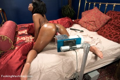 Photo number 5 from Room Service Package 45 - Machines, Cocks, Lube & Multiple Orgasms shot for Fucking Machines on Kink.com. Featuring Chanell Heart in hardcore BDSM & Fetish porn.