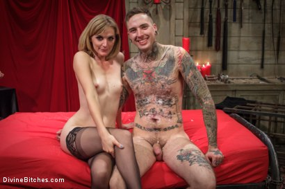 Photo number 9 from Social media stalker punished & milked of his cum by Miss Mona Wales! shot for Divine Bitches on Kink.com. Featuring Ruckus and Mona Wales in hardcore BDSM & Fetish porn.