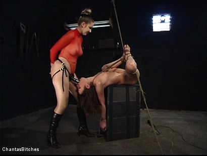 Photo number 8 from Fire and Determination shot for Chantas Bitches on Kink.com. Featuring Amber Rayne in hardcore BDSM & Fetish porn.