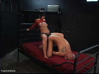Photo number 15 from A BDSM Journey shot for Captive Male on Kink.com. Featuring Penny Flame and Diezel in hardcore BDSM & Fetish porn.