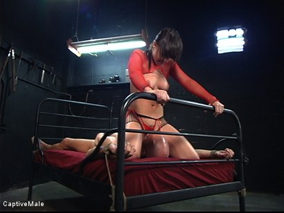 Photo number 3 from A BDSM Journey shot for Captive Male on Kink.com. Featuring Penny Flame and Diezel in hardcore BDSM & Fetish porn.