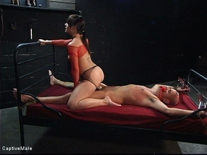 Photo number 5 from A BDSM Journey shot for Captive Male on Kink.com. Featuring Penny Flame and Diezel in hardcore BDSM & Fetish porn.