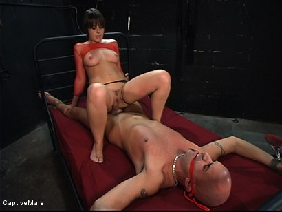 Photo number 8 from A BDSM Journey shot for Captive Male on Kink.com. Featuring Penny Flame and Diezel in hardcore BDSM & Fetish porn.