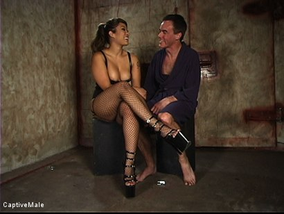 Photo number 15 from Red Ass shot for Captive Male on Kink.com. Featuring Wild Bill and DragonLily in hardcore BDSM & Fetish porn.
