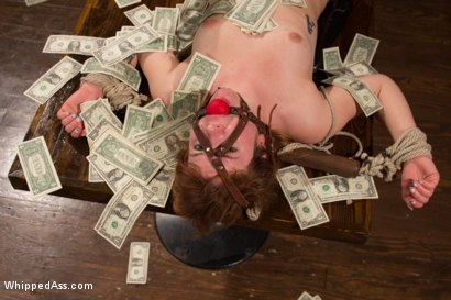 Photo number 15 from Desperate Measures shot for Whipped Ass on Kink.com. Featuring Claire Robbins and Cherry Torn in hardcore BDSM & Fetish porn.