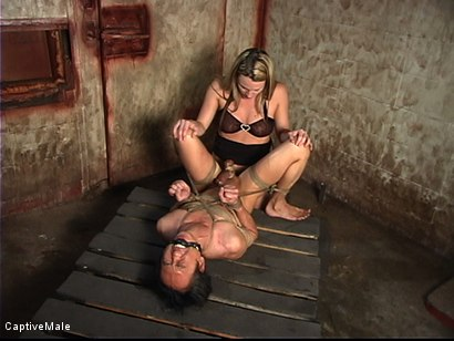 Photo number 15 from The New Male Sub Audition shot for Captive Male on Kink.com. Featuring Harmony and Tao Jonz in hardcore BDSM & Fetish porn.