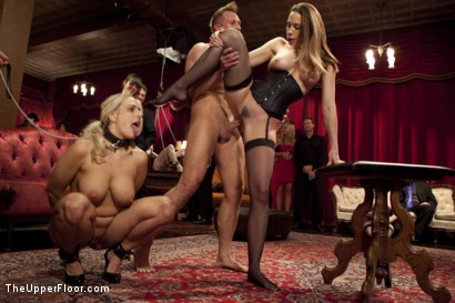 Photo number 8 from Anal Slave Broken in by Gorgeous Chanel Preston shot for The Upper Floor on Kink.com. Featuring Bill Bailey, Chanel Preston and Angel Allwood in hardcore BDSM & Fetish porn.