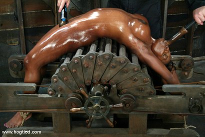 Photo number 7 from Jada Fire shot for Hogtied on Kink.com. Featuring Jada Fire in hardcore BDSM & Fetish porn.
