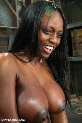 Photo Number 15 From Jada Fire Shot For Hogtied On Kink Com Featuring Jada