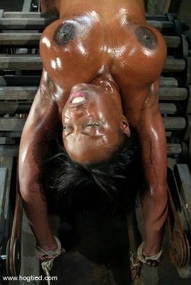 Photo number 8 from Jada Fire shot for Hogtied on Kink.com. Featuring Jada Fire in hardcore BDSM & Fetish porn.