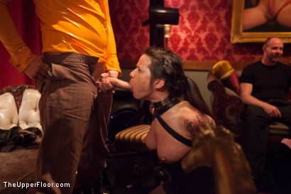 Photo number 24 from Masquerade Orgy with Nine Slaves,100 Horny Guests, Part Three shot for The Upper Floor on Kink.com. Featuring Mickey Mod, Bella Rossi, Casey Calvert , Owen Gray, Alani Pi, Penny Barber, Dylan Ryan, Maestro, Beretta James, Nikki Darling, Simone Sonay and Penny Pax in hardcore BDSM & Fetish porn.