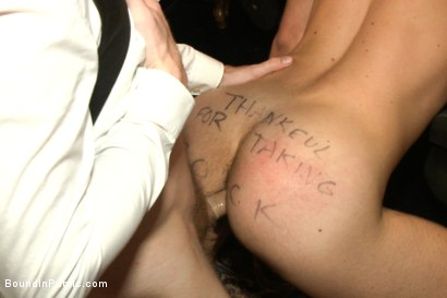 Photo number 13 from Thankful For Cock shot for Bound in Public on Kink.com. Featuring Brandon Moore, Joey Rico, Hayden Richards and Jessie Colter in hardcore BDSM & Fetish porn.