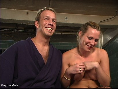 Photo number 15 from Fierce Strapon Fucking shot for Captive Male on Kink.com. Featuring Harmony and Billy in hardcore BDSM & Fetish porn.