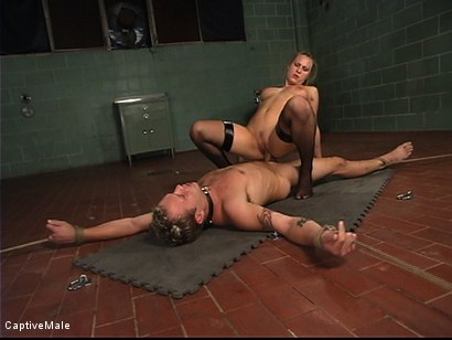 Photo number 8 from Fierce Strapon Fucking shot for Captive Male on Kink.com. Featuring Harmony and Billy in hardcore BDSM & Fetish porn.