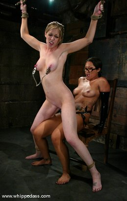 Photo number 11 from DragonLily and Haley Scott shot for Whipped Ass on Kink.com. Featuring DragonLily and Haley Scott in hardcore BDSM & Fetish porn.