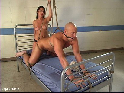 Photo number 10 from The Deviant Nurse shot for Captive Male on Kink.com. Featuring Penny Flame and Christian in hardcore BDSM & Fetish porn.