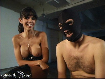 Photo number 15 from First he Must Earn Her Pussy shot for Captive Male on Kink.com. Featuring shy love and Lefty in hardcore BDSM & Fetish porn.
