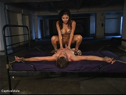 Photo number 9 from Sativa Rose's Bad Date shot for Captive Male on Kink.com. Featuring Sativa Rose and Mark Frenchy in hardcore BDSM & Fetish porn.