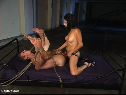Photo number 11 from Sativa Rose's Bad Date shot for Captive Male on Kink.com. Featuring Sativa Rose and Mark Frenchy in hardcore BDSM & Fetish porn.