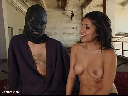 Photo number 15 from Body Teasing shot for Captive Male on Kink.com. Featuring Lefty and Sativa Rose in hardcore BDSM & Fetish porn.