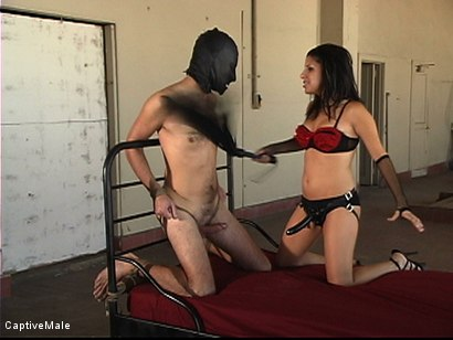Photo number 7 from Body Teasing shot for Captive Male on Kink.com. Featuring Lefty and Sativa Rose in hardcore BDSM & Fetish porn.