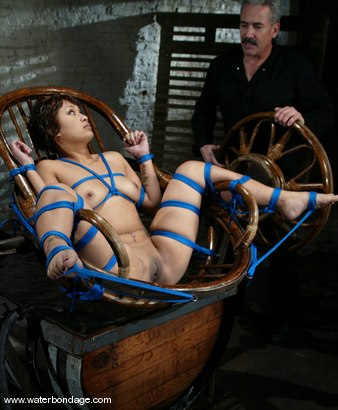 Photo number 12 from DragonLily shot for Water Bondage on Kink.com. Featuring DragonLily in hardcore BDSM & Fetish porn.