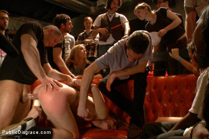 Photo number 7 from Pro dom disgraced and Humiliated! No one likes a filthy whore. shot for Public Disgrace on Kink.com. Featuring Mona Wales and John Strong in hardcore BDSM & Fetish porn.