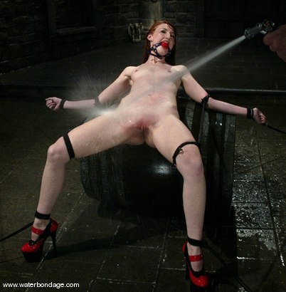Photo number 3 from Kendra James shot for Water Bondage on Kink.com. Featuring Kendra James in hardcore BDSM & Fetish porn.