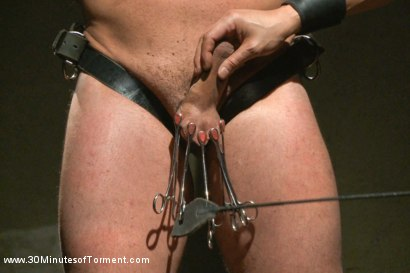 Photo number 8 from Uncut Bodybuilder - The Wall - The Pit - The Bamboo Garden shot for 30 Minutes of Torment on Kink.com. Featuring Marcus Ruhl in hardcore BDSM & Fetish porn.