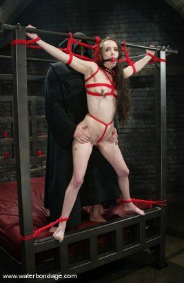 Photo number 4 from Maya Matthews shot for Water Bondage on Kink.com. Featuring Maya Matthews in hardcore BDSM & Fetish porn.