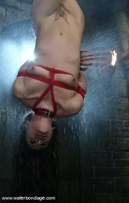 Photo number 7 from Maya Matthews shot for Water Bondage on Kink.com. Featuring Maya Matthews in hardcore BDSM & Fetish porn.