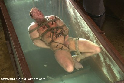 Photo number 10 from Bringing Back Some of Our Favorites!: The Indestructible Derek Pain shot for 30 Minutes of Torment on Kink.com. Featuring Derek Pain in hardcore BDSM & Fetish porn.