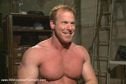 Photo number 15 from Bringing Back Some of Our Favorites!: The Indestructible Derek Pain shot for 30 Minutes of Torment on Kink.com. Featuring Derek Pain in hardcore BDSM & Fetish porn.