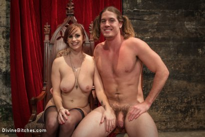 Photo number 9 from Divine Chastity Clinic shot for Divine Bitches on Kink.com. Featuring Bella Rossi and Kip Johnson in hardcore BDSM & Fetish porn.