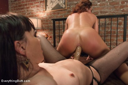Photo number 13 from Squirt Gushing Anal Fisting Queen! shot for Everything Butt on Kink.com. Featuring Dana DeArmond and Savannah Fox in hardcore BDSM & Fetish porn.
