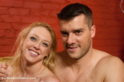 Photo number 15 from Latex Darling shot for Sex And Submission on Kink.com. Featuring Ramon Nomar and Dee Williams in hardcore BDSM & Fetish porn.