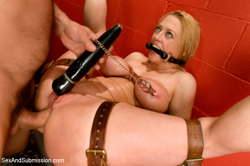 Bondage Anal Toys Punishment