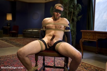 Photo number 8 from Straight Stud's First Boy Boy Experience shot for Men On Edge on Kink.com. Featuring Jesse Carl in hardcore BDSM & Fetish porn.